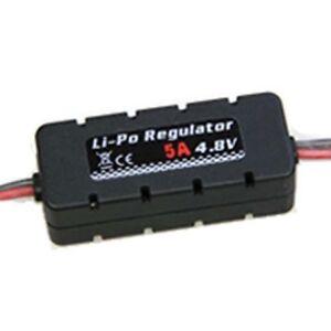 Etronix-ET0555-R-C-Li-Po-Regulador-4-8v-5a-con-Carcasa-20x14x49mm