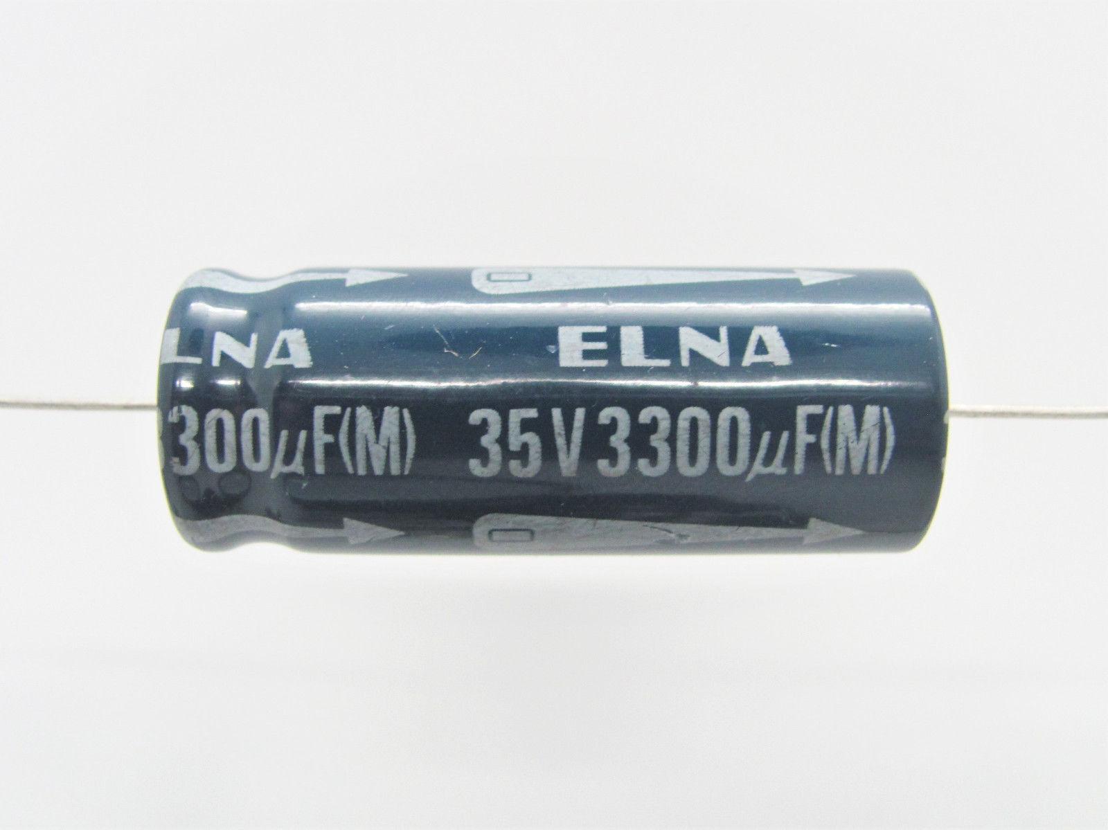 1 x 2,2µf 2,2uf 385v Elko Condenser Capacitor Axial Philips 1pcs