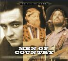 Triple Feature Men Of Country 0886975552320 By Willie Nelson CD