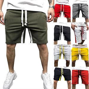 Men-Boy-Casual-Short-Pants-Gym-Fitness-Jogging-Running-Sport-Wear-Shorts-Trouser