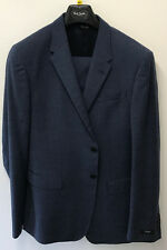 Paul Smith Winter Suit Petrol Blue LONDON BYARD Tailored Fit UK40R RRP £725