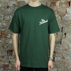 7dde02823d48 The Hundreds Slant Crest Short Sleeve T-Shirt New - Green in Size M ...