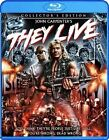 They Live Collector's Edition 0826663136586 With Roddy Piper Blu-ray Region a