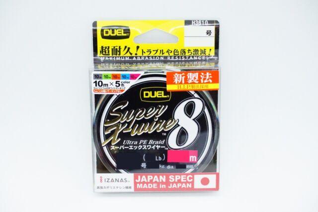 Shimano OCEA EX8 PE PL-O98L Fishing Line Multicolor 600M 500M From JAPAN