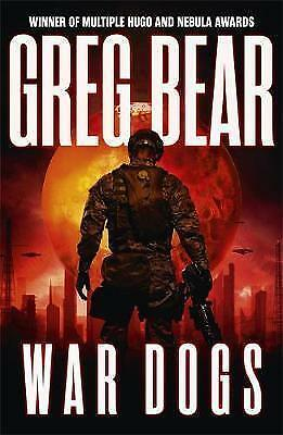 1 of 1 - War Dogs: Ares Rising-ExLibrary