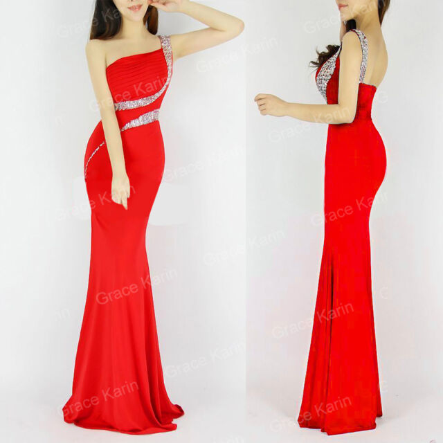 Sexy Mermaid Sequin Backless Bridesmaid Dress Evening Formal Party Prom Dresses
