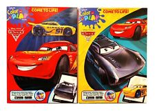 Disney Cars 2 3-D Coloring Book W// Glasses /& Cars Toon Book W// Collector Cards