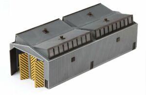 Peco-NB-80-N-Gauge-Engine-Train-Shed-Unit-Kit