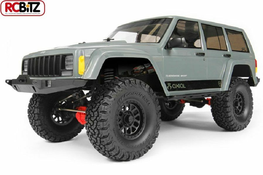 Axial  SCX10 II 2000 Jeep Cherokee 4x4 RTR 1 10 AX90047 scala crawler 10th 4x4  negozio outlet