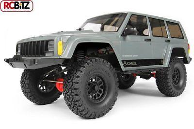 Axial Scx10 Ii 2000 Jeep Cherokee 4wd Rtr 1/10 Ax90047 Scala Crawler 10 4x4 Rinfrescante E Arricchente La Saliva