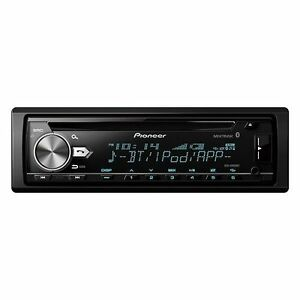 pioneer deh x6900bt vehicle cd digital music player receivers black rh ebay com