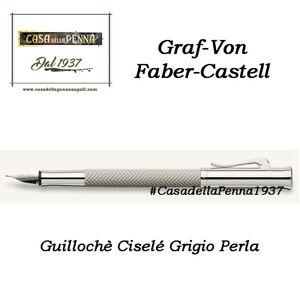 Guillochè GRIGIO PERLA Colour Concept Penna Graf-Von Faber-Castell offerta 3xbe0AOi-08054718-861906178