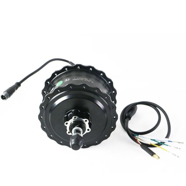 Ebike 48V 750W Bafang Brushless Geared Hub Motor Fat Rear Cassette 190mm