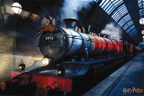 Harry Potter Maxi Poster PP34368  size 91.5 x 61cm Hogwarts Express