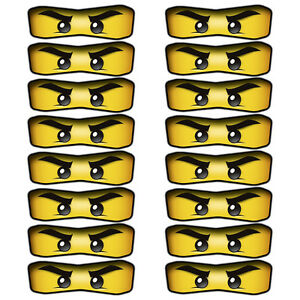 16-x-Lego-Ninjago-Eyes-Stickers-for-Balloons-Bags-Plates-Party-Decorations