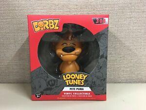 FUNKO DORBZ: LOONEY TUNES New Toy Vinyl Figure PETE PUMA