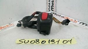 Comando-Blocchetto-destro-Start-control-switch-right-Suzuki-Burgman-200-06-09