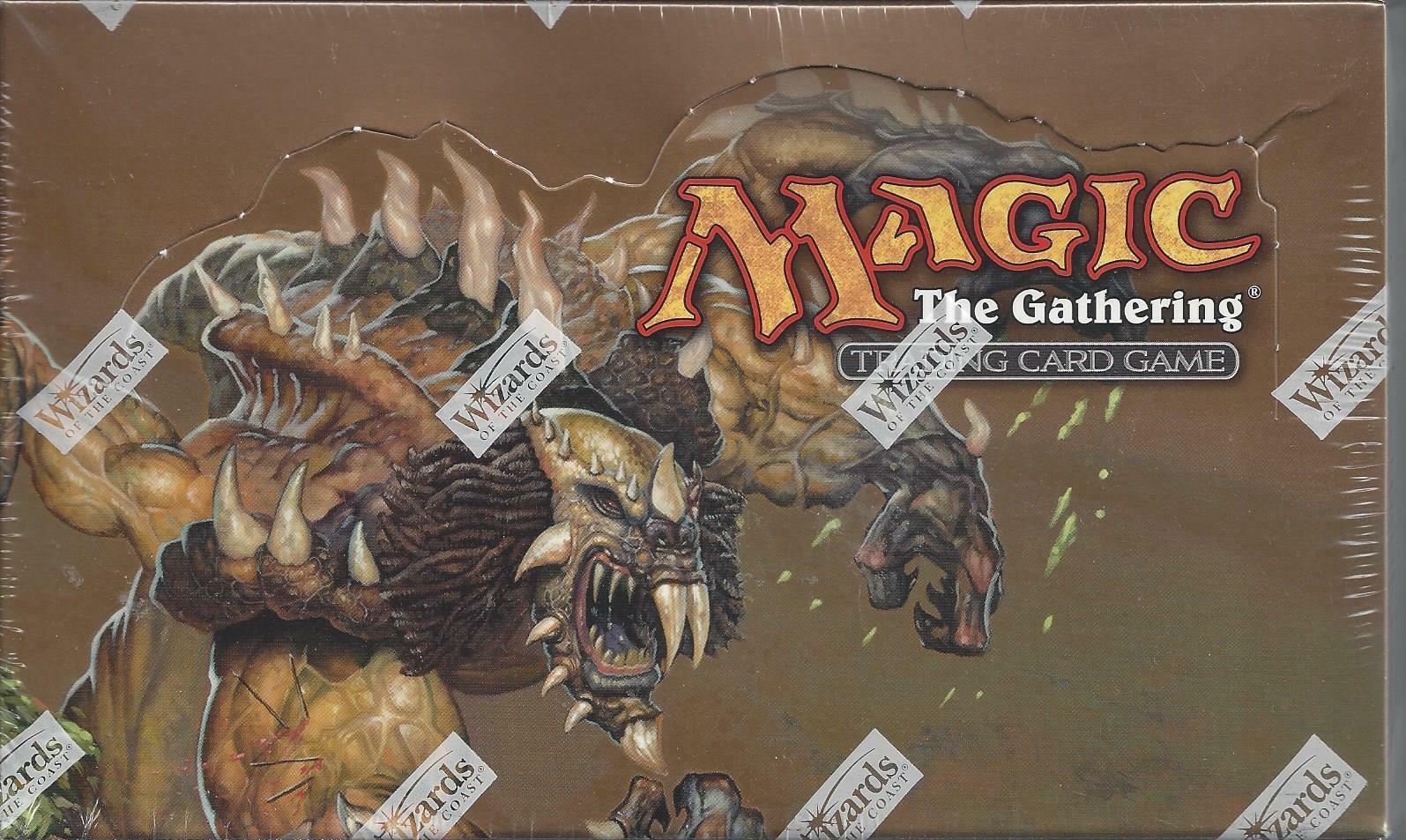 MTG Magic the Gathering - Factory Sealed - - - Legions Booster Box cfe666