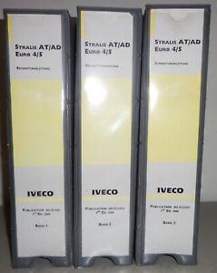Workshop Manual Repair Manual Iveco Stralis At / Ad Euro 4/5 Stand 2006