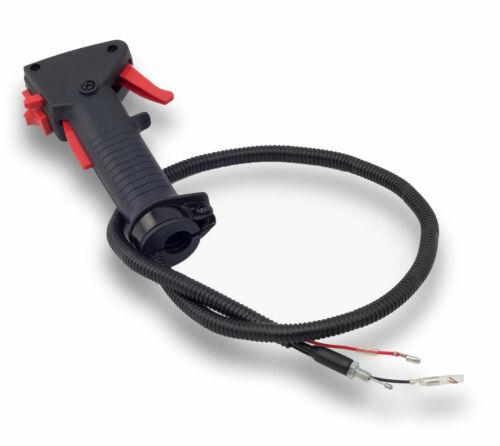 Gasgriff gas Motorsense Desbrozadora para fuerza ola bc52//bc520