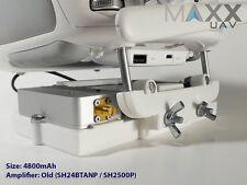 DJI Amplifier Mount V4 4800mAh (Phantom 3 Adv/Pro, Inspire 1, & Matrice)