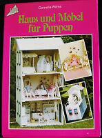 Haus und Möbel für Puppen  Cornelia Wilms