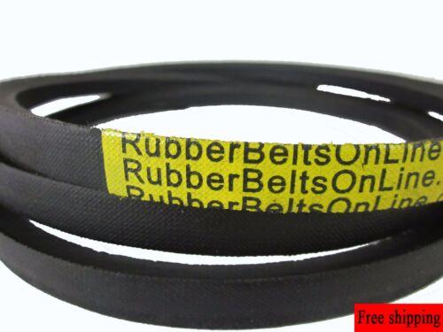 "4L770 Quality 1//2/""inch Wide 77/""Long Length Rubber V Belt A75 Width .500/""VBelt"