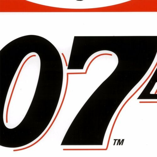 "26/""x38/"" JAMES BOND 007 OFFICIAL MOVIE POSTER CANVAS"