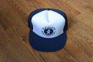 Vintage-Sunshine-Foundation-Trucker-Cap-Hat-Snapback