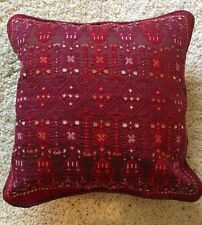 Palestinian embroidered pillowcase | SILK