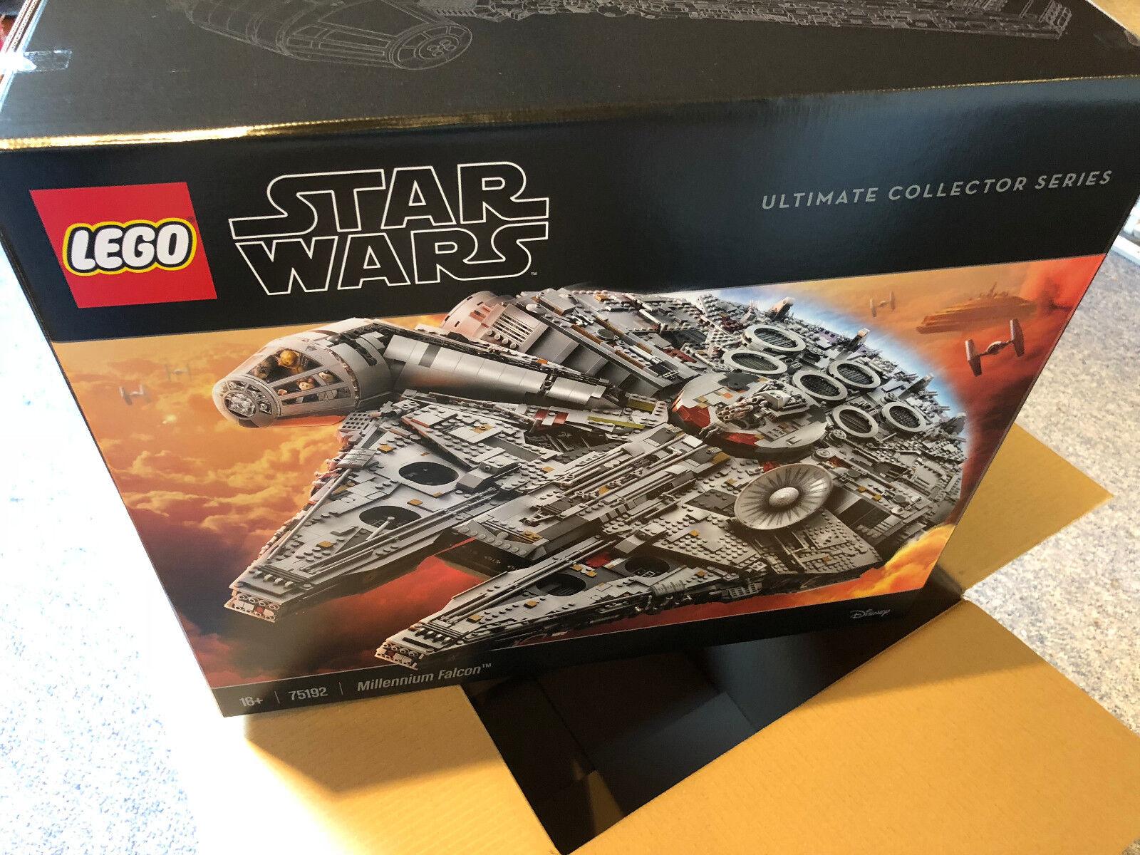 LEGO Star Wars 75192 Millenium Falcon Neu in OVP Brandnew Sealed