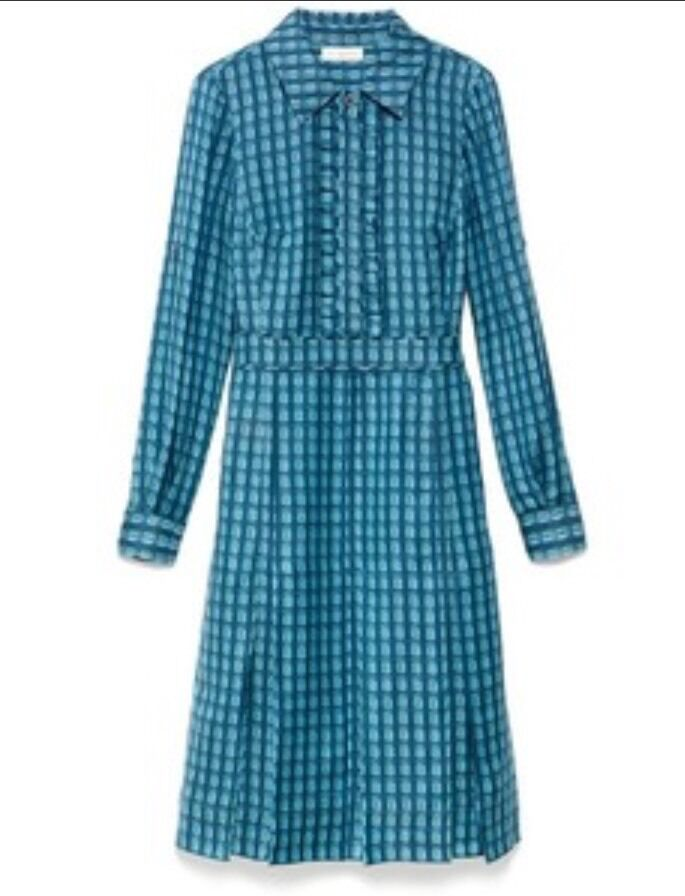 New Tory Burch Kim Dress Size 8