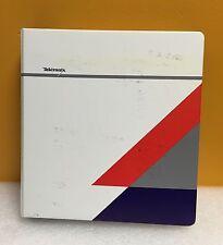 Tektronix 070 8784 01 Csa 803a Analyzer Amp 11801b Oscilloscope Programmer Manual