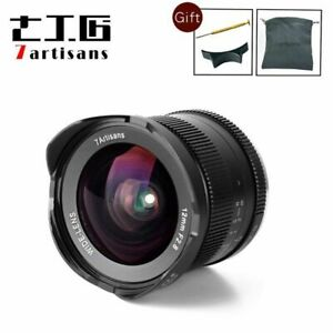7artisans-12mm-f-2-8-Wide-Angle-Lens-for-Sony-E-mount-APS-C-NEX-7-A6500-A6300