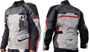 Motorradjacke-herausnehmbare-Protektoren-Textil-Motorrad-Jacke-Roller