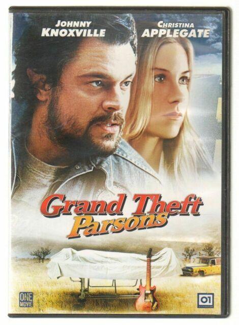 GRAND THEFT PARSONS DVD Film ITA PAL
