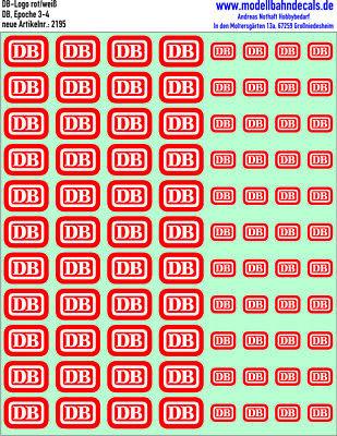 Ospitale Db-caratteri Rosso/bianco Ral9010/3027, Db-serigrafia Kreye Decals, 120-2195-mostra Il Titolo Originale Ultima Tecnologia