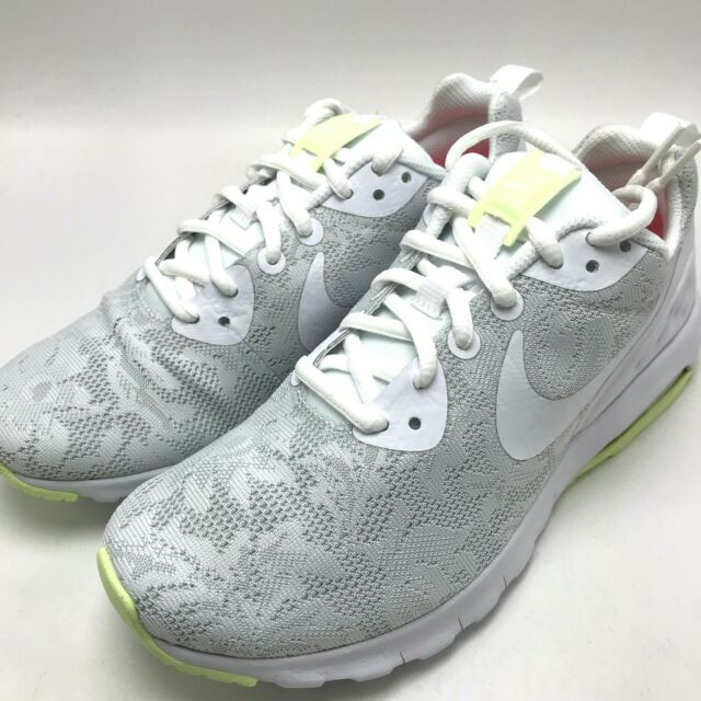 Nike Air Max Motion LW ENG Women's Shoes WhiteWhite Barely Volt 902853 100