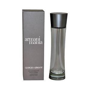 Giorgio Armani Mania Homme Edt Spray 100ml Perfume For Sale Online