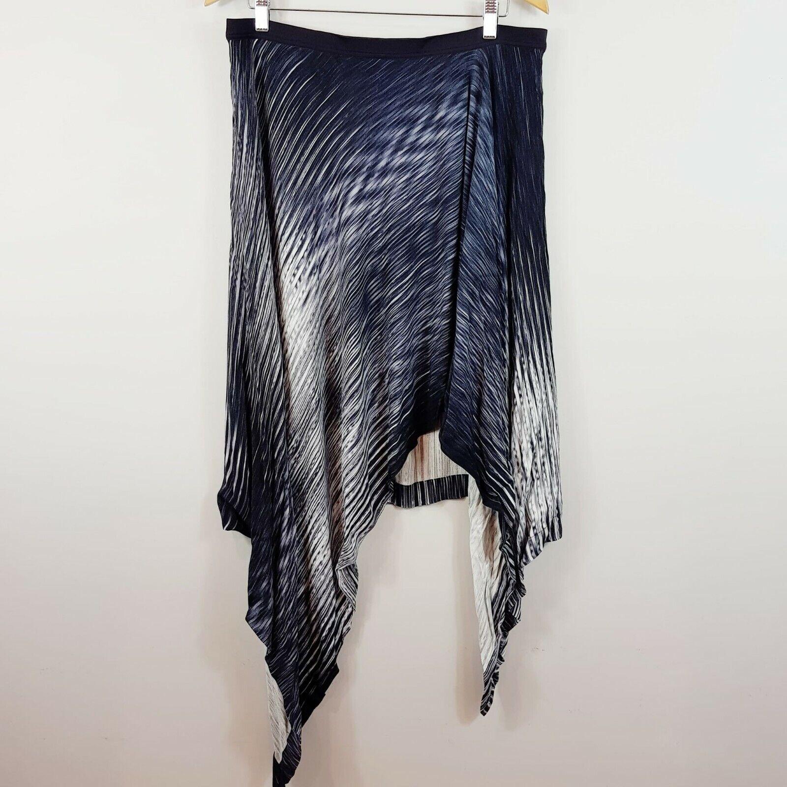 damänner Print Skirt  300+   Größe AU 14