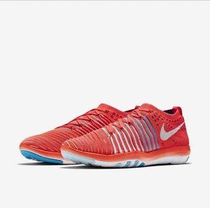 968e9cd905e4 New Nike Womens Free Transform Flyknit Run Shoes 833410-601 Bright ...