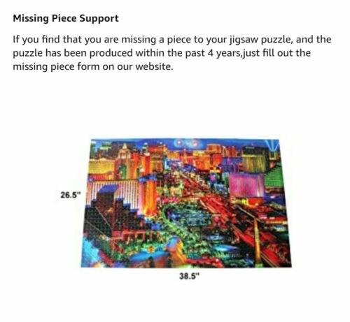 NEW 2000 Piece Jigsaw Puzzle Buffalo Games 38 in x 26 in COME SAIL AWAY