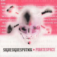 SIGUE SIGUE SPUTNIK Piratespace CD