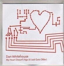 (CS733) Dan Whitehouse, My Heart Doesn't Age - 2011 DJ CD