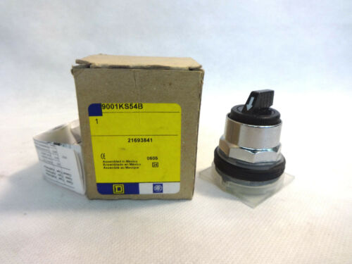Details about  /NEW IN BOX SQUARE D 9001KS54B SELECTOR SWITCH