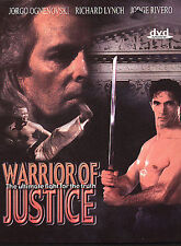 Warrior of Justice (DVD, 2004)