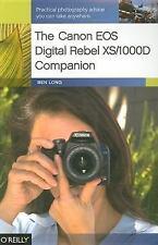 The Canon EOS Digital Rebel XS/1000D Companion-ExLibrary