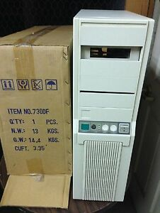 Full-Size-AT-Tower-Computer-Enclosure-Case-Build-IBM-PC-386-486-Pentium-Vintage