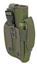 MOLLE Ambidextrous Pistol Holster - OD Green Fits 9MM,10MM,40,45, Auto Pistols!