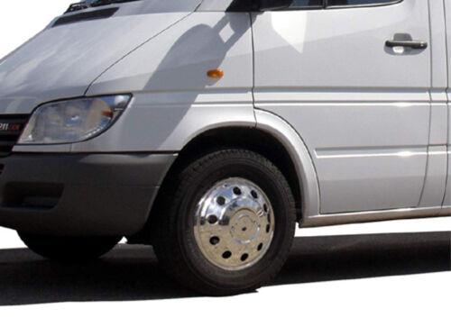 Frankia M-line i 8400 tapacubos mercedes caravana radzierblenden 16 pulgadas v2a